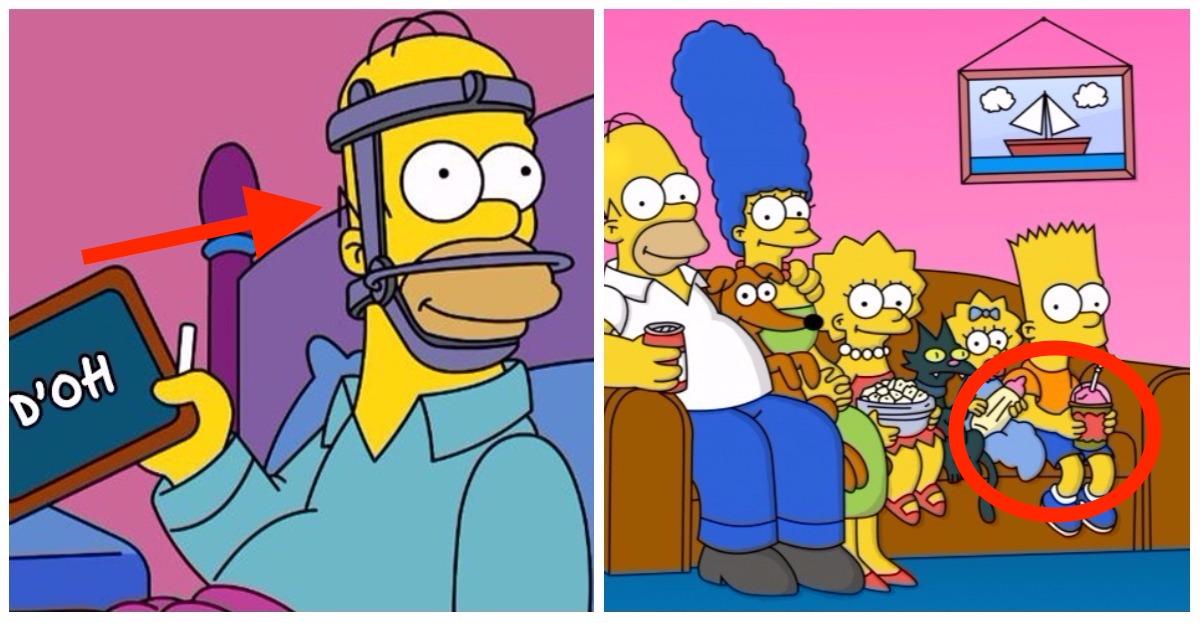 Simpsons datant peut un âgé de 18 ans se faire arrêter pour la datation d'un 14 ans