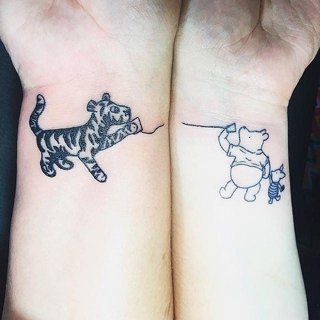 22 Tatouages Mere Fille Qui Pourraient Vous Inspirer
