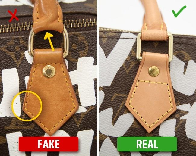 7962eafece 7 astuces pour reconnaître un sac à main authentique d'une contrefaçon